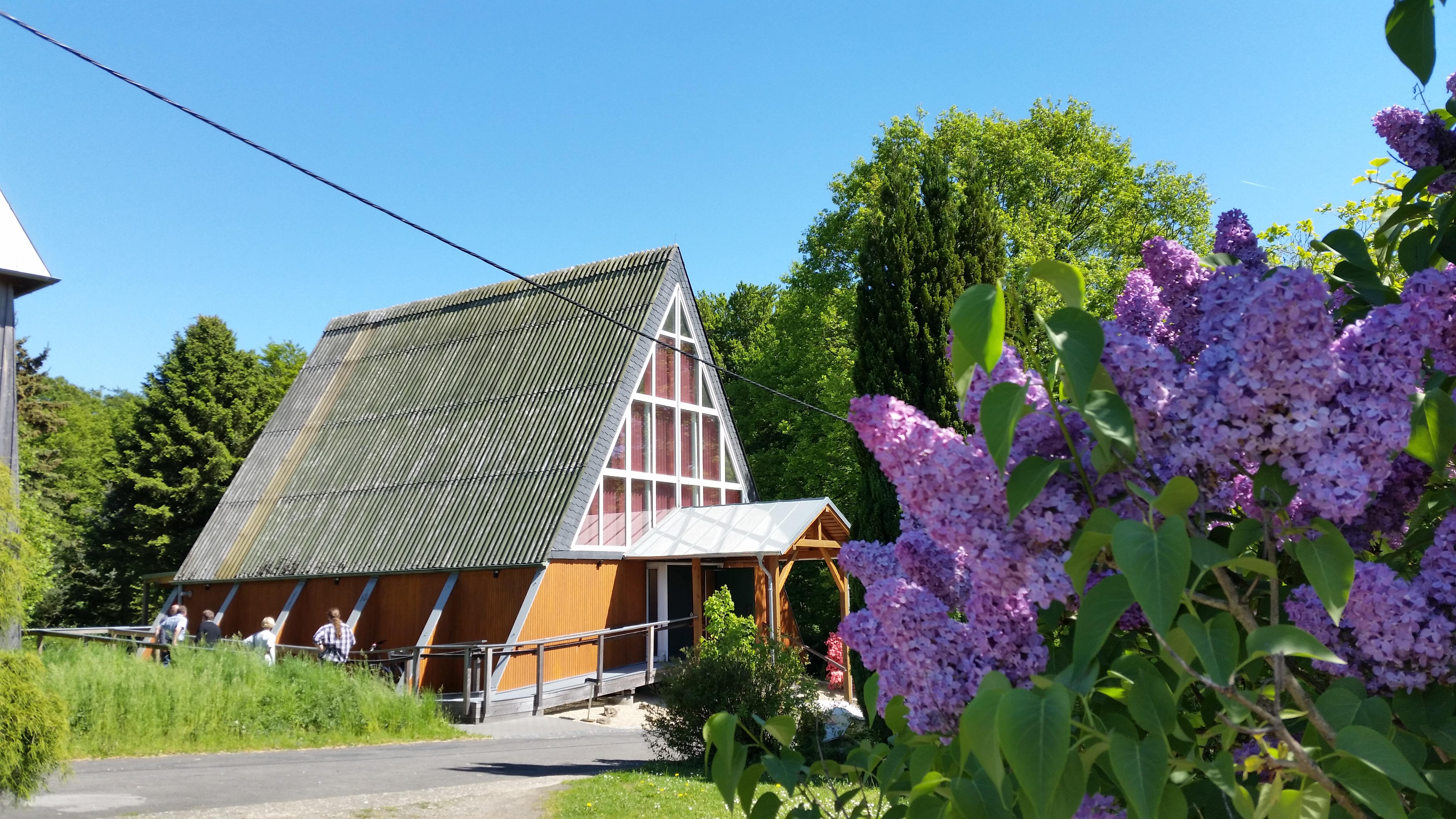 Unsere Kleinkirche St. Heribert Mai 2018