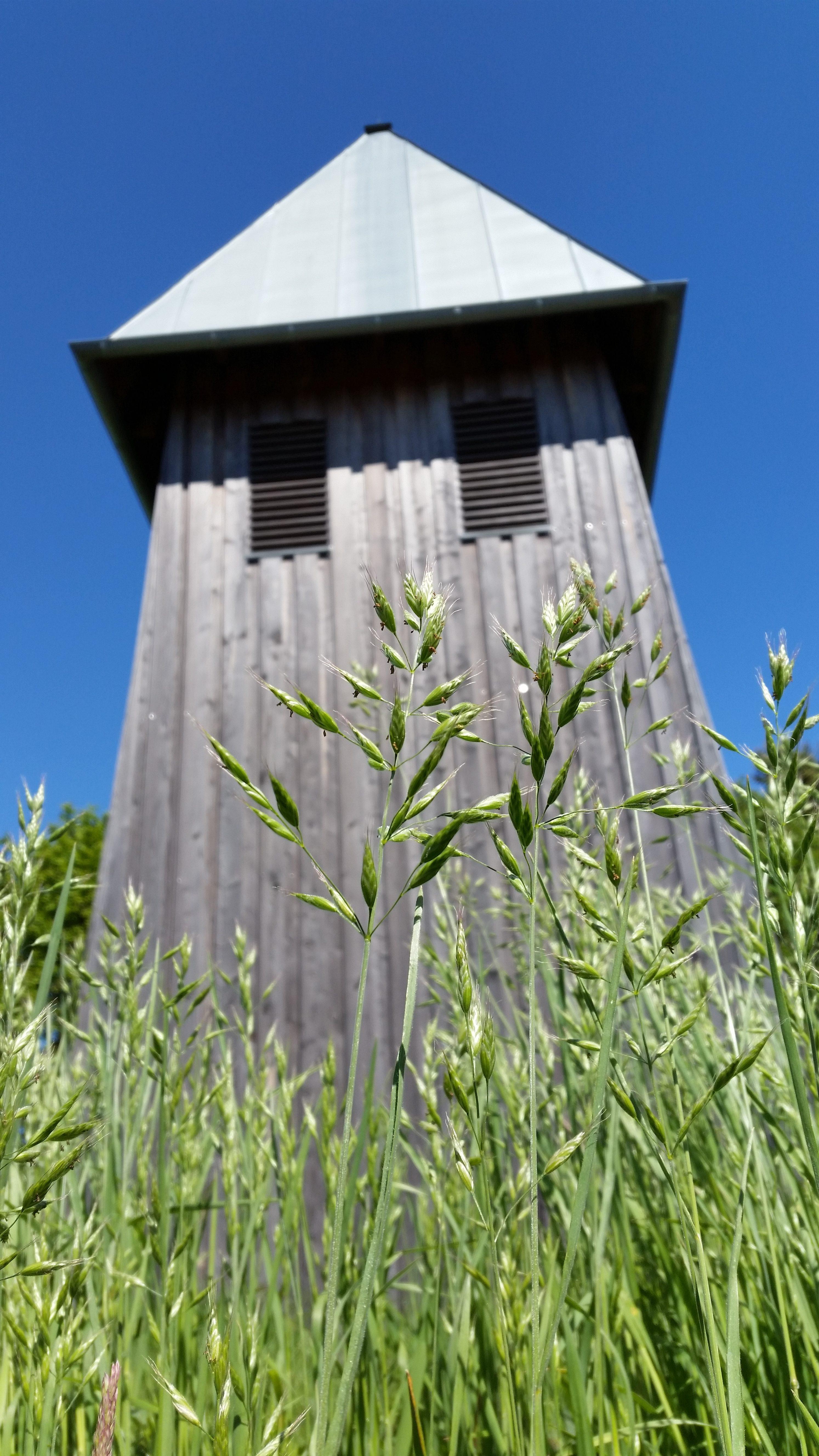Unser Glockenturm St. Heribert Mai 2018